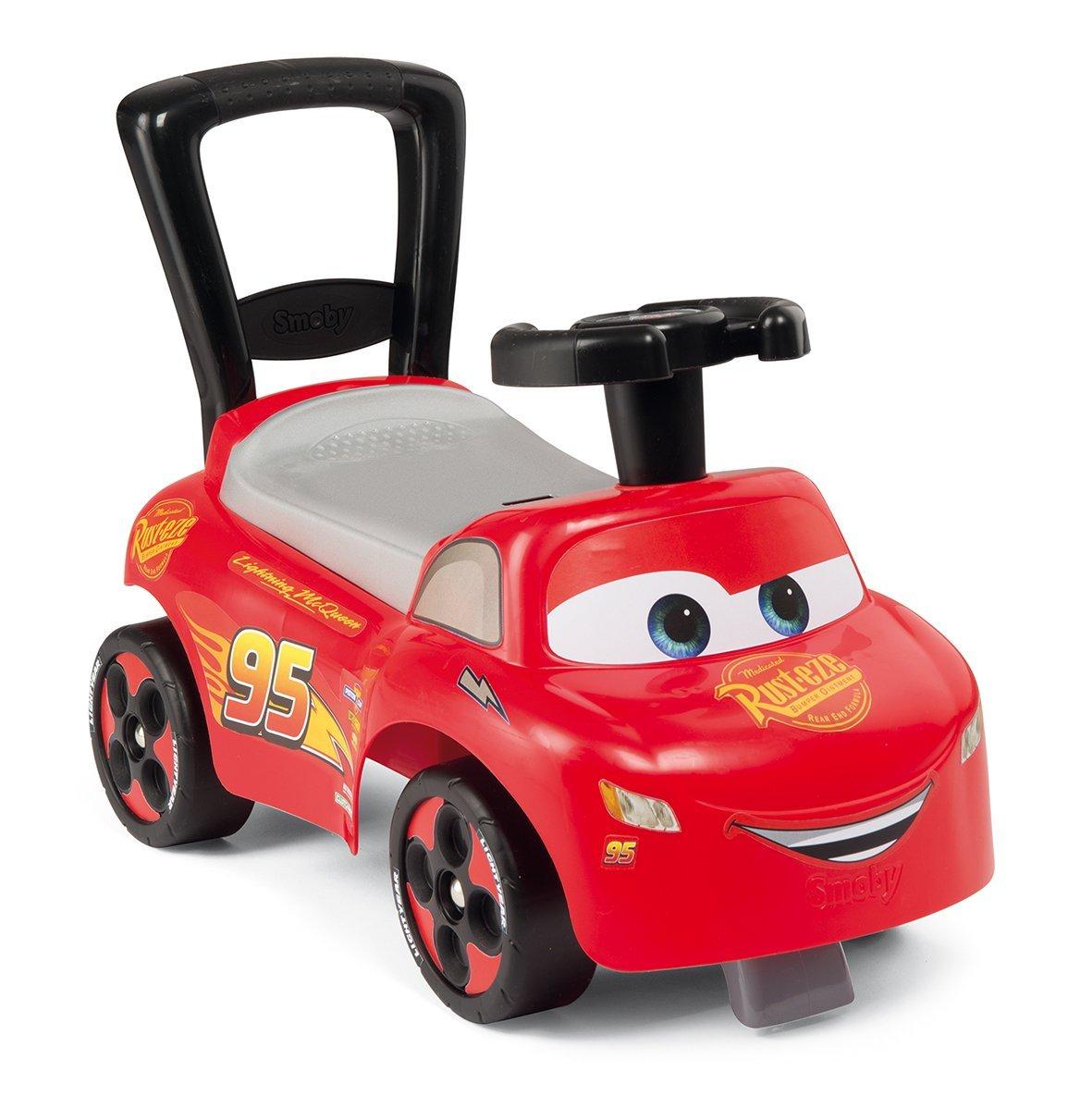 "Smoby™ - Mein erstes Auto Rutscherfahrzeug ""Disney Cars"" (720517) ab €4,99 [@Kik.de]"