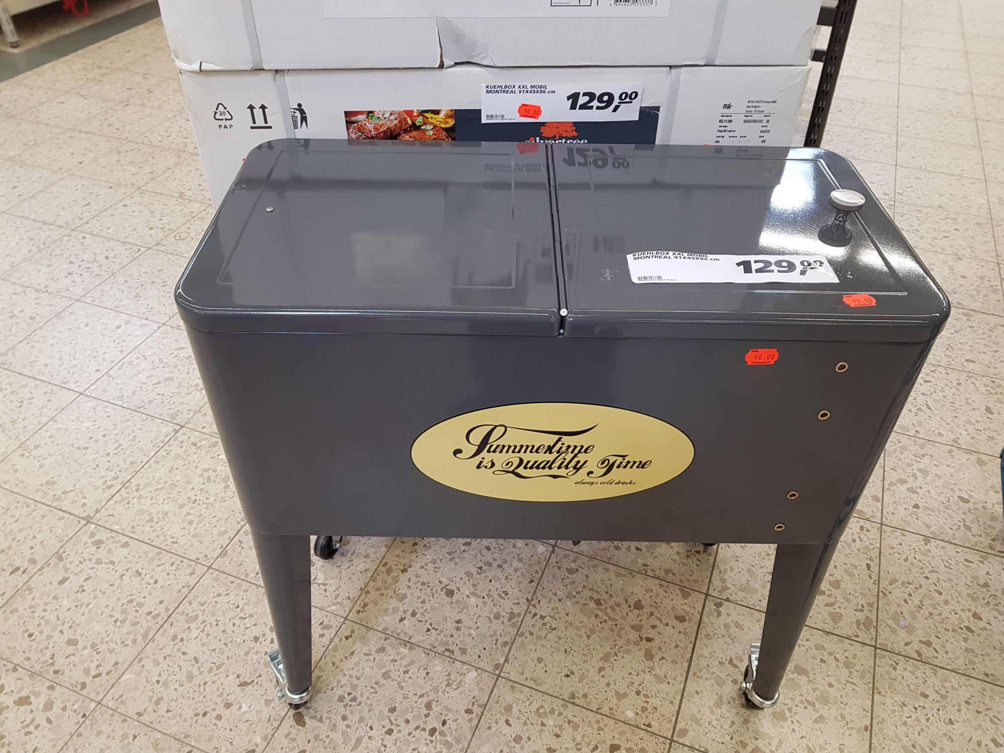 LOKAL ..Retro Cooler (Kühlbox passiv)