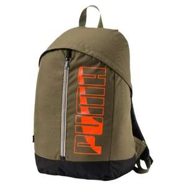 (Dealclub) Puma Rucksack Pioneer II Olive Night mit Laptopfach für 9,99 EUR