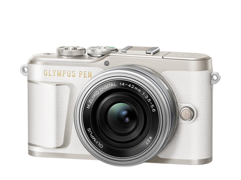 Olympus E‑PL9 Kamera Body für 411,75€ & mit 14-42 mm Objektiv für 524,25€ (Olympus)