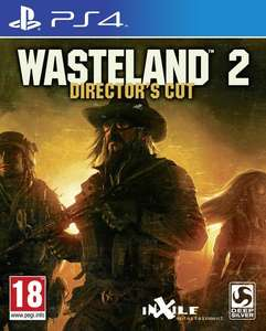 Wasteland 2Director's Cut (PS4)