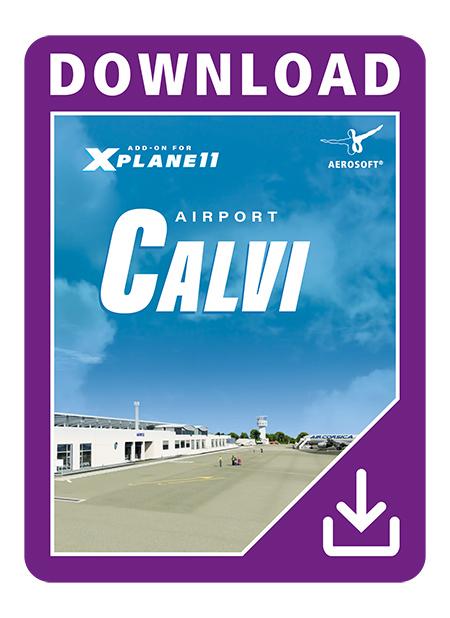 Calvi XP, Addon für X-Plane 11 bei aerosoft als Download