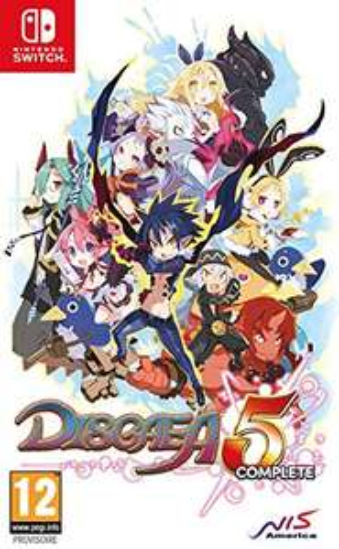Disgaea 5: Complete (Nintendo Switch)