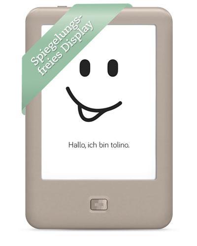Tolino Page mit gratis Bumper Hülle bei Thalia [online]