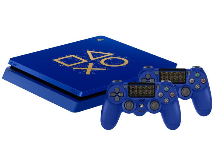 Days of Play - Verschiedene Angebote - PS4 - Controller für 39,99€ - Blaue Playstation in limitierter Stückzahl - Gold Wireless Headset für 59,99€
