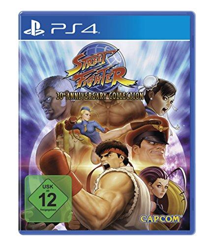 Street Fighter - Anniversary Collection - (12 Titel Sammlung)