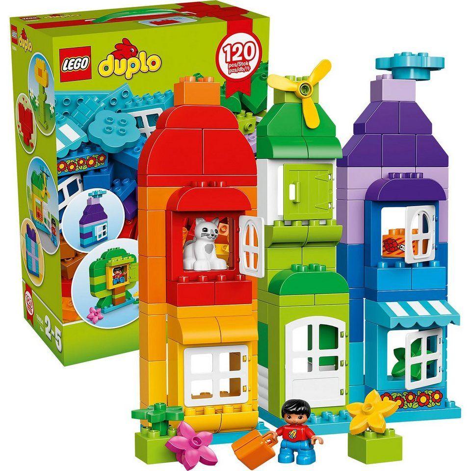 Lego Duplo Kreative Steinebox (10854) bei Real (lokal) (heute 20% auf Lego und Playmobil, nochmal 20% durch Coupon)