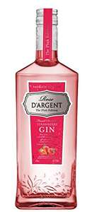 (Prime) Rose D'Argent Strawberry Gin (1 x 0.7 l).