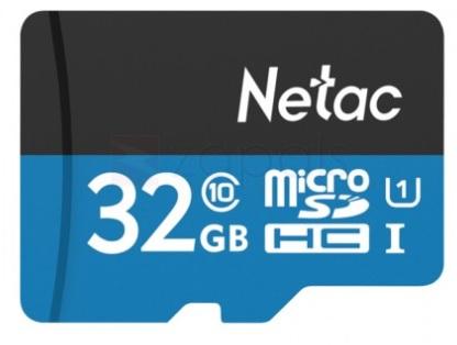 (zapals) Netac P500 Micro SDHC 32GB (80MB/s, Klasse 10) wieder im Angebot, diesmal für 5,77€