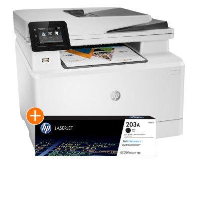 NBB: HP Drucker kaufen und XL Patrone oder Toner gratis dazu bekommen - z.B. HP Color LaserJet Pro MFP M281fdw + Toner 203A