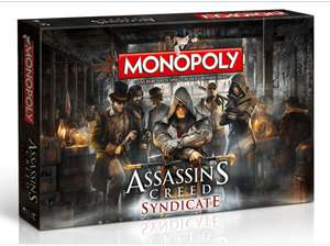 Monopoly - Assassin's Creed Syndicate für 15€ [Mediamarkt]