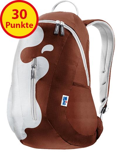 16L Rucksack im Monte Kuhfleck Design hergestellt von Deuter