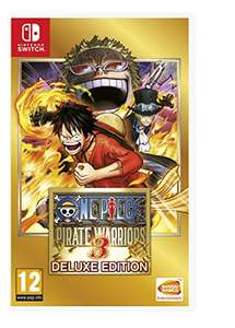 One Piece: Pirate Warriors 3 (Nintendo Switch)