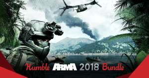 Humble ARMA 2018 Bundle ab 0,86 € [Humble Bundle]