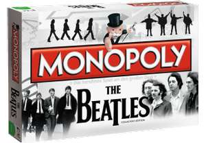 Monopoly The Beatles Collector's Edition für 13€ versandkostenfrei (Media Markt)