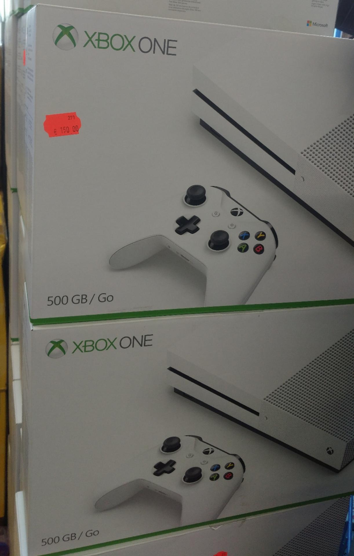 (Lokal) Xbox One S 500gb Helvetiaparc Groß Gerau TEDI