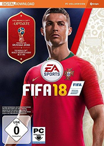 [Amazon] FIFA 18: Standard Edition PC Download - Origin Code