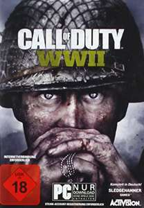 Call of Duty: WWII - Standard Edition - [PC] bei Amazon.de
