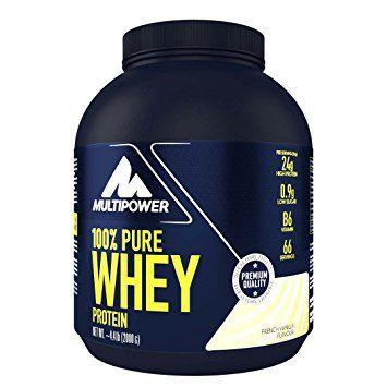 (Spar-Abo) Multipower 100% Pure Whey Protein 2kg für 25, 67€ statt 41, 77€