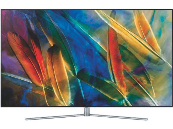 """Samsung QE65Q7F für 1606€ - 65"""" QLED UHD TV mit 10bit, 120Hz, HLG"""