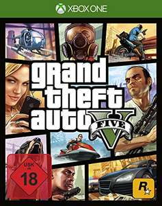 Grand Theft Auto V (Xbox One) für 23,99€ (Amazon & Müller)
