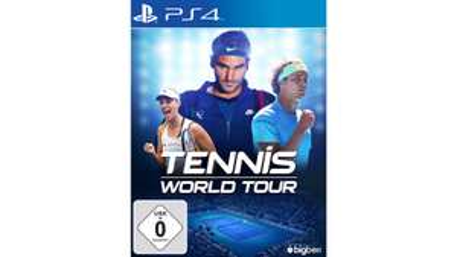 (Müller) Tennis World Tour (PS4 / Xbox One) für je 39,99 EUR / Legends Edition für 54,99 EUR