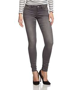 [Amazon] ONLY Damen Skinny Jeans Ultimate Soft Reg. Grey Noos 15090585 Größen XS-XL