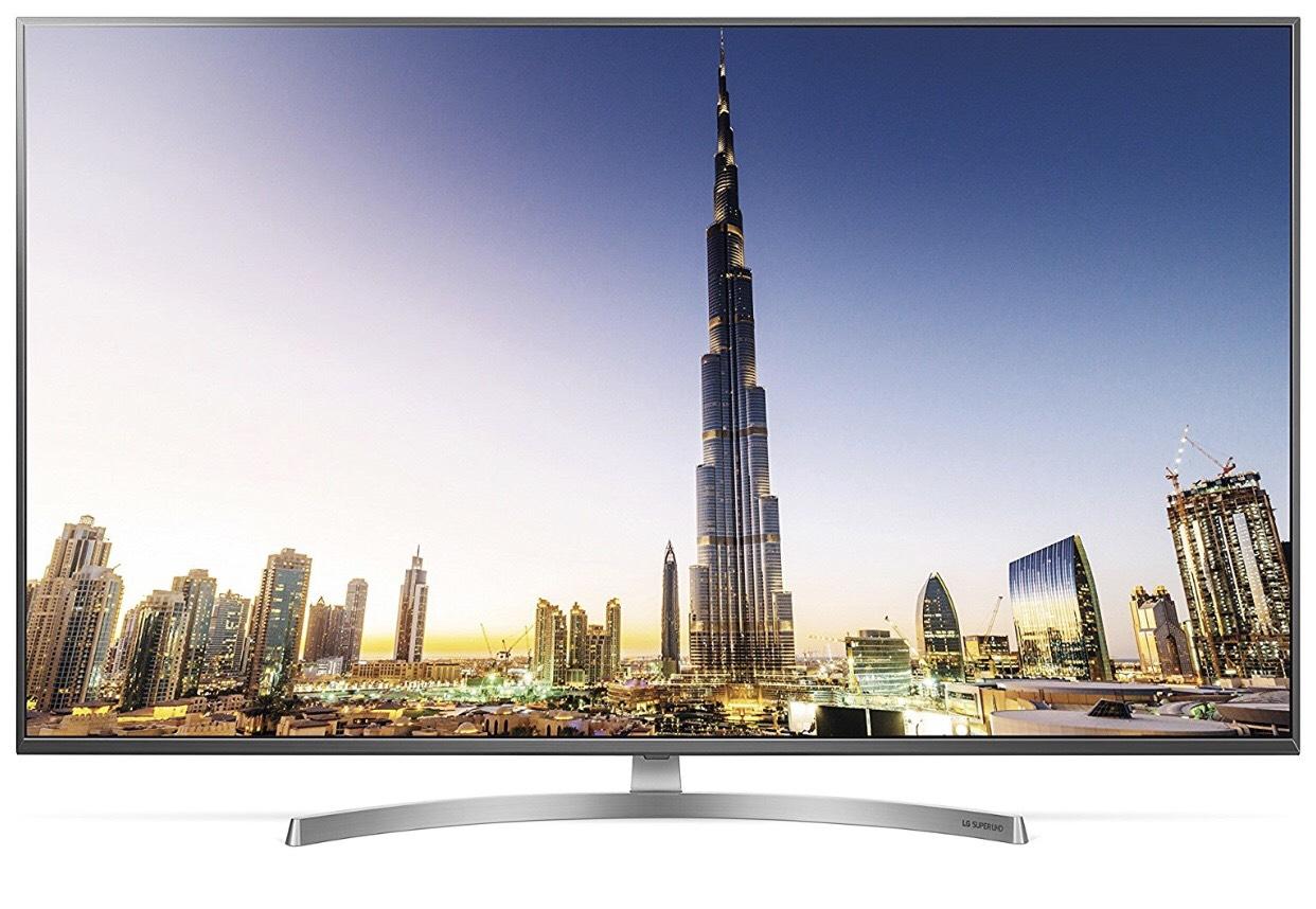 [AMAZON] LG 65SK8100LLA 4k (Super UHD)  HDR DOLBY VISION + LG 49LK5100PLA FullHD TV gratis