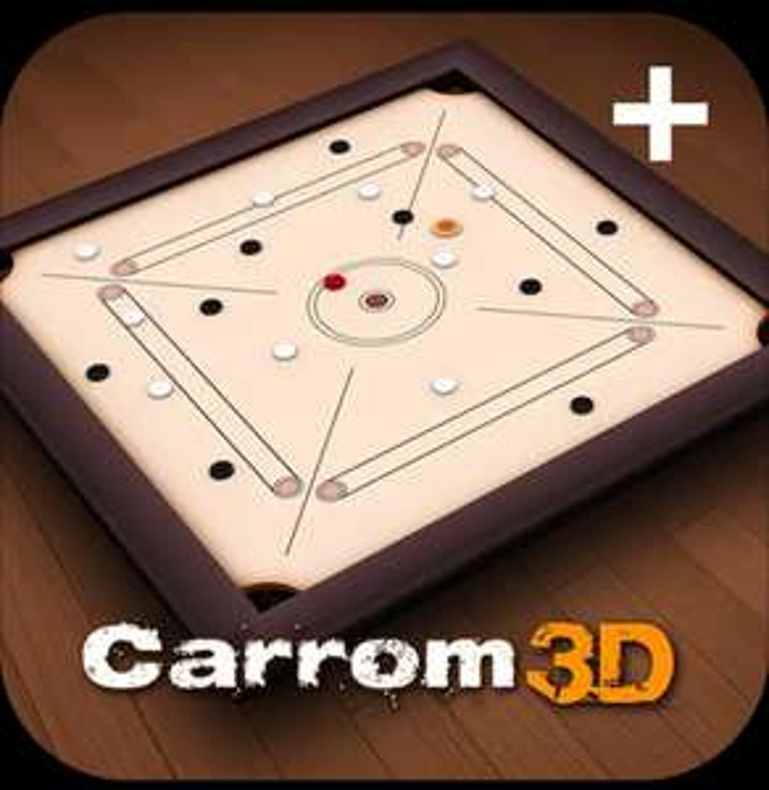 [Google Play Store] Carrom 3D - Fingerbillard - kostenlos für Android