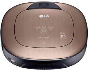 [eBay] LG Electronics HomBot Square VRD 830 MGPCM Total Care Roboter-Staubsauger + 60€ Cashback (Raumerkennung durch Dual-Kamera System, 4 Reinigungsmodi, inkl. Wischmopp und Teppich- und Tierhaarbürste)