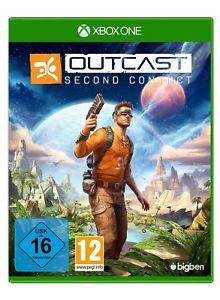 Outcast Second Contact (XboxOne) [Medimax Ebay]