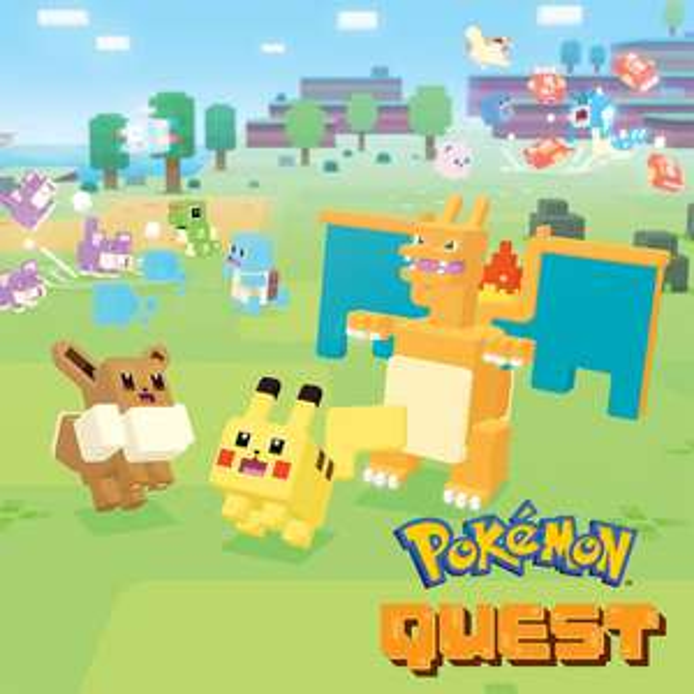 Pokémon Quest kostenlos für Nintendo Switch
