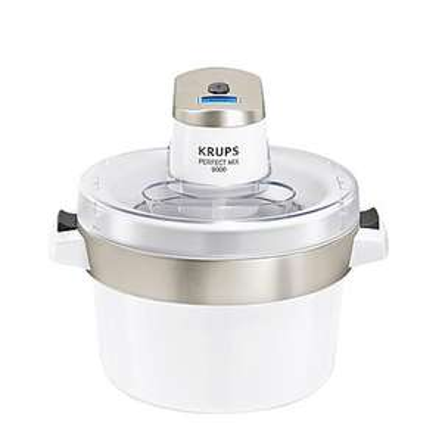 KRUPS Eismaschine Perfect Mix 9000 als Neukunde vsk-frei