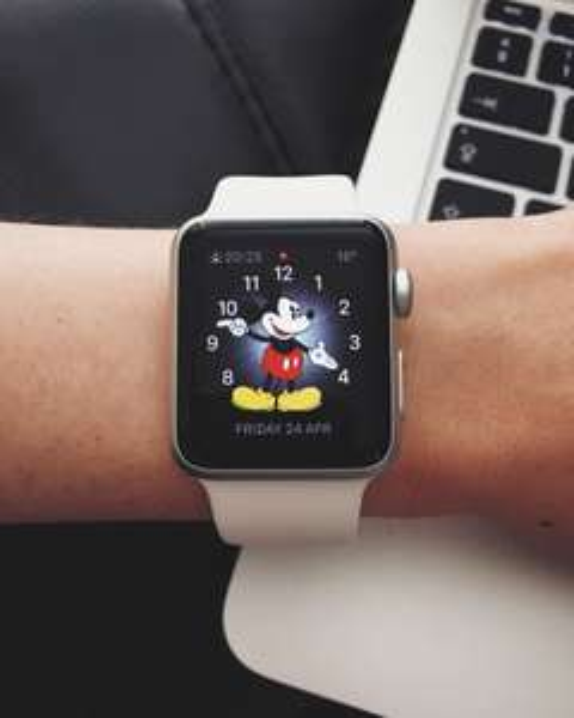 Apple Watch Serie 3 42mm [CH]