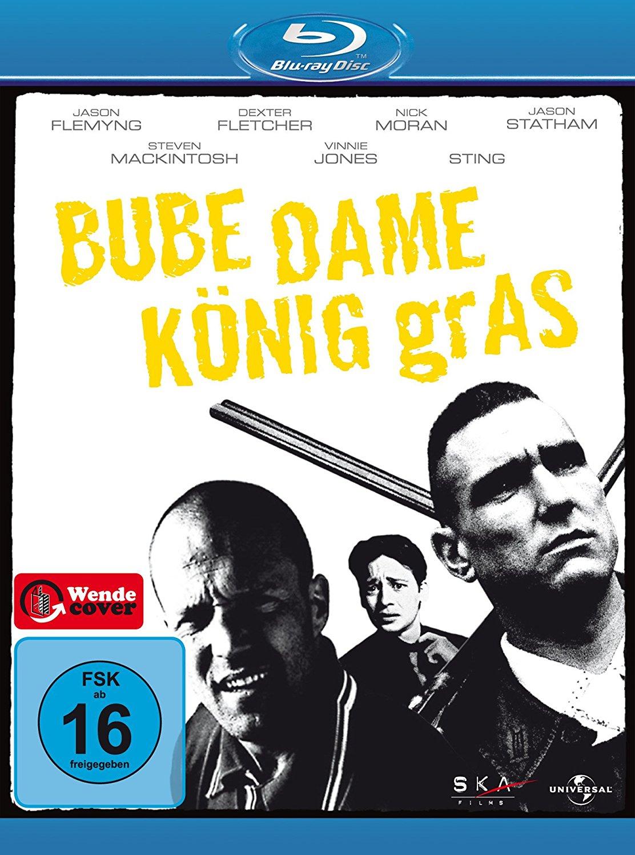 Bube, Dame, König, Gras (Blu-ray) für 3,75€ & Ziemlich beste Freunde (Blu-ray) für 3,38€ (Dodax)