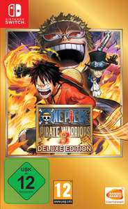One Piece: Pirate Warriors 3 Deluxe Edition (Switch) für 43,99€ (Müller & Amazon)