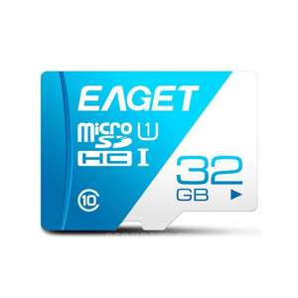 EAGET T1 32GB MicroSDHC (80MB/s, Class 10) für 4,20€ *UPDATE*