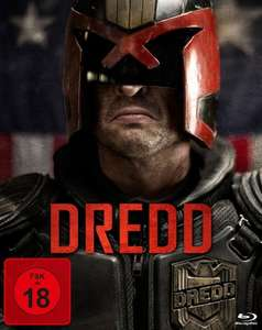Dredd Mediabook Limited Collector's Edition (Blu-ray) für 8,99€ & Dredd 3D (3D Blu-ray) für 9,98€ (Media-Dealer)