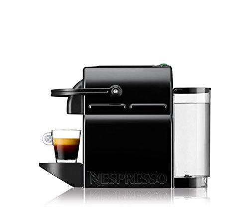 DeLonghi Inissia EN 80.B Nespresso schwarz Kapselmaschine + 40 Euro Kaffeeguthaben (Nespresso)