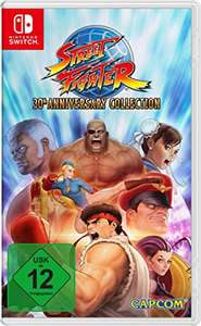 Street Fighter 30th Anniversary Collection für Switch – niedrigster Preis bei Amazon