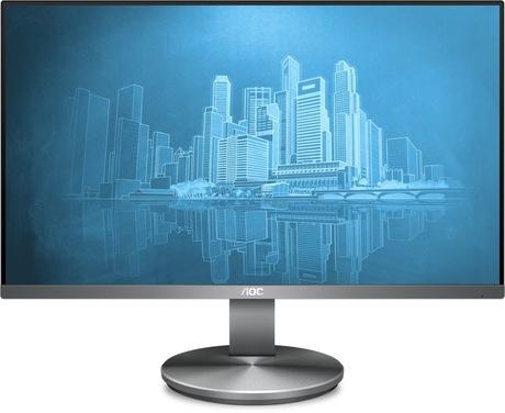 "[SCHWEIZ] AOC I2490VXQ/BT Monitor FHD IPS 23.8"" HDMI DP"