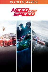 Need for Speed: Ultimate Bundle (Xbox One) für 16,58€ (Xbox Store AR VPN Xbox Live Gold)