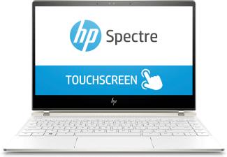 [Saturn] HP Spectre 13-af033ng (13,3 Zoll Full HD IPS Touchdisplay) Notebook (Intel Core i7-8550U, 512GB SSD, 8GB RAM, Intel UHD Graphics, Windows 10 Home) weiß