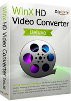 WinX HD Video Converter Deluxe kostenlos zu haben