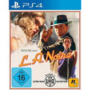 L.A. Noire (PS4/Xbox One) für 15 € (Gratis-Versand) bei eBay über Media Markt