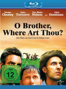 O Brother, where art thou? (Blu-ray) für 4,51€ (Dodax)