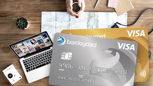 Kostenlose Barclaycard New Visa mit 50€ Startguthaben