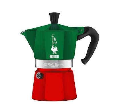 Kaffee-Dealz zum Late-Night-Shopping bei Saturn, z.B. Bialetti Moka Express Mondo Italia