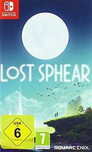 Lost Sphear (Switch) (Amazon Prime & Müller)