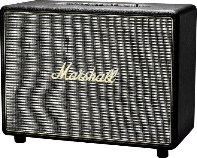 Marshall Woburn Bluetooth Lautsprecher in schwarz